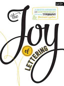 The Joy of Lettering Book PDF