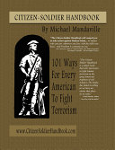 Citizen-Soldier Handbook: 101 Ways Every American Can Fight Terrorism