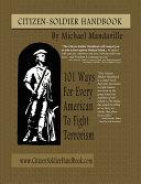 Pdf Citizen-Soldier Handbook: 101 Ways Every American Can Fight Terrorism