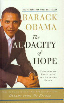 The Audacity of Hope  Thoughts on Reclaiming the American Dream Book PDF