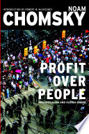 Profit Over People Book