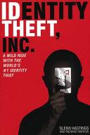 Identity Theft  Inc