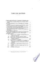 Bulletin trimestriel de la Société archéologique de Touraine