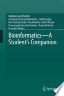 Bioinformatics   A Student s Companion