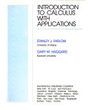 Introduction to Calculus and Its Applications