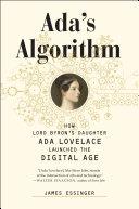 Ada s Algorithm Book