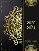 5 Year Planner 2020   2024