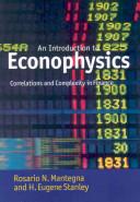 Introduction to Econophysics