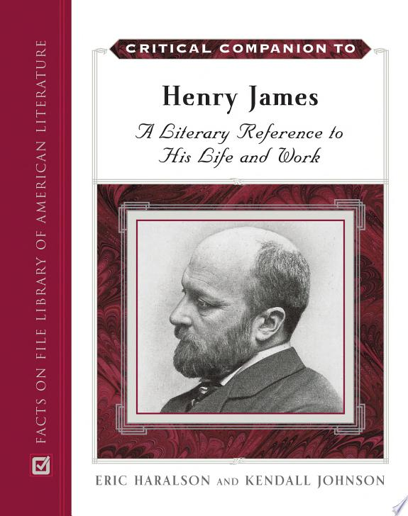 Critical Companion to Henry James