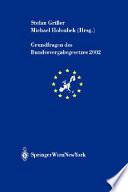 Grundfragen des Bundesvergabegesetzes 2002