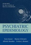 Psychiatric Epidemiology