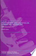 Measurement And Statistics On Science And Technology