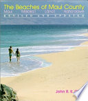 The Beaches of Maui County Book