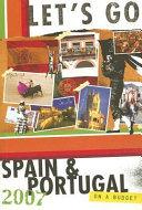 Let's Go 2007 Spain & Portugal