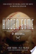 The Hidden Game of Baseball