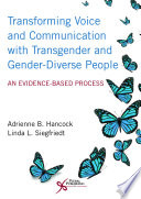 Transforming Voice and Communication with Transgender and Gender Diverse People