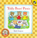 Teddy Bears  Picnic Book