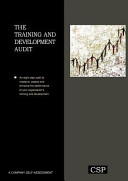 The Training and Development Audit