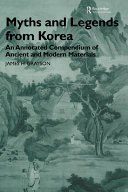 Myths and Legends from Korea