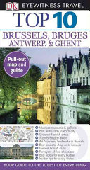 Eyewitness Travel Guide   Brussels  Bruges  Antwerp  and Ghent