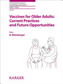 Vaccines for Older Adults
