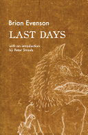 Last Days Pdf/ePub eBook