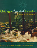 Chicago Special Events Sourcebook