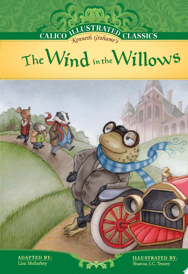 Wind in the Willows image
