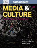 Media and Culture with 2015 Update: An Introduction to Mass ...