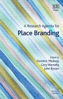 A Research Agenda for Place Branding Pdf/ePub eBook