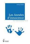 Pdf Les Années d'innocence Telecharger