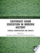 Southeast Asian Education in Modern History