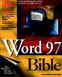 Word 97 Bible