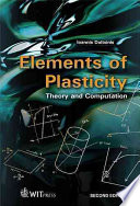 Elements of Plasticity