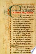 Les Manuscrits de Chr  tien de Troyes