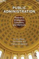 Public Administration Pdf/ePub eBook