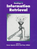 Readings in Information Retrieval