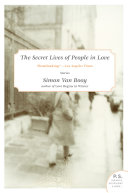 The Secret Lives of People in Love Book