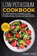 Low Potassium Cookbook