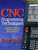 CNC Programming Techniques   Ebook