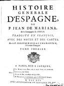 Histoire Générale D'Espagne