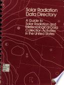 Solar Radiation Data Directory