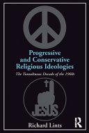 Progressive and Conservative Religious Ideologies Pdf/ePub eBook
