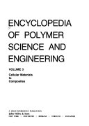 Encyclopedia Of Polymer Science And Engineering Book PDF