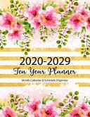 Ten Year Planner 2020 2029