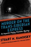 Murder on the Trans-Siberian Express Pdf/ePub eBook