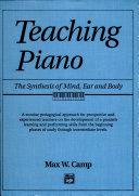 Teaching Piano   Hardcover