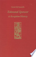 Edmund Spenser A Reception History