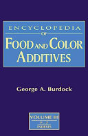 Encyclopedia of Food and Color Additives ebook