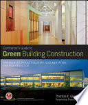 Contractors Guide to Green Building Construction